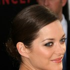 Marion Cotillard?s elegant, bun hairstyle