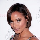 Selita Ebanks sexy, short hairstyle