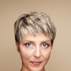 Short Hair - Pixie with highlights
