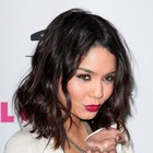 Vanessa Hudgens wavy, brunette hairstyle
