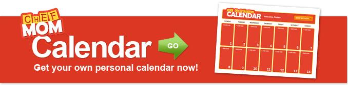 ChefMom Calendar
