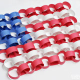 Fun American flag crafts for kids