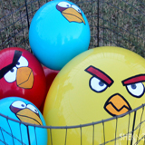 Tutorial: Life-size Angry Birds game