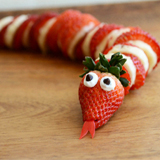 Creepy crawly snacks for kids