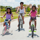 Burn 3,000 calories with family activities