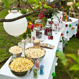 Must-haves for an outdoor movie night