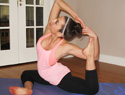 Shake up your yoga poses with these 4 variations