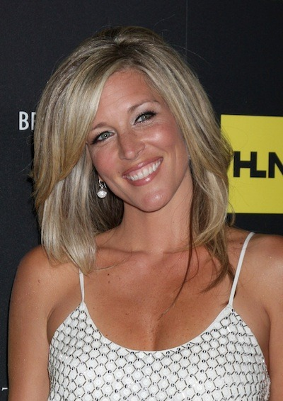 Laura Wright New Haircut 2013