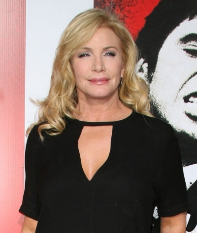Shannon Tweed blonde hairstyle