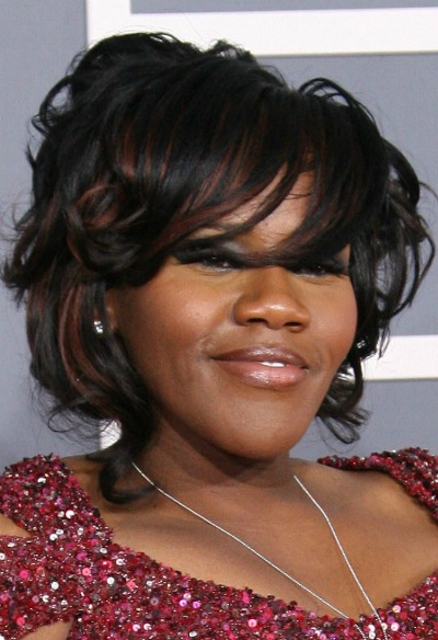 Kelly Price Short Hairstyles