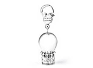 Lobster Charms Eureka Lightbulb Charm