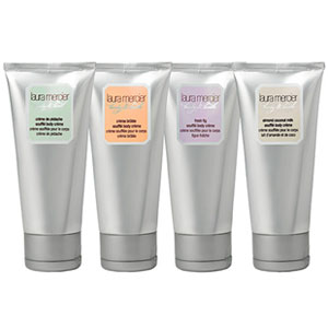 Souffle Body Creme sampler set