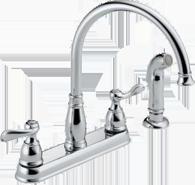High-arc faucet