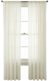 Airy curtains