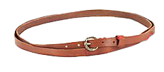 Double-wrap belt