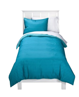 Colorful comforter