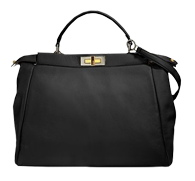 This is the last season the Fendi Peekaboo will be available to buy...