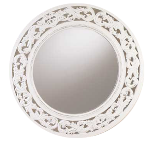 Round Mirror