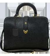 Smart front-strap bag