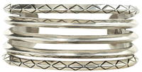Stack of bangles