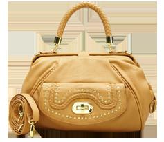 Roomy satchel