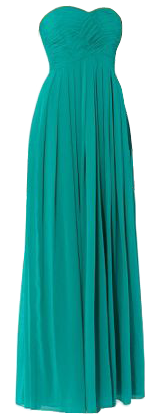 Breezy seafoam dress