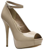 Sky-high heels