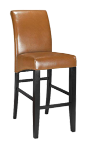 High-back barstools