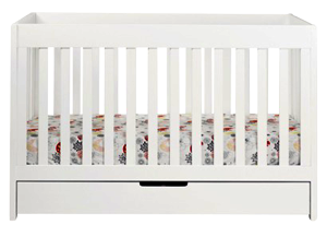 Babyletto Mercer White Crib
