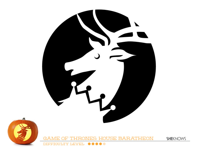 Home > Templates > Games of Thrones House of Baratheon pumpkin carving ...: www.sheknows.com/kids-activity-center/print/games-of-thrones-house...