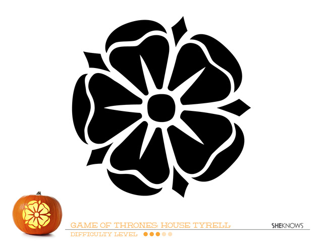 Home > Templates > Game of Thrones House of Tyrell pumpkin carving ...: www.sheknows.com/kids-activity-center/print/game-of-thrones-house...
