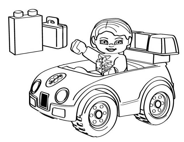 lego flash coloring pages - photo #32