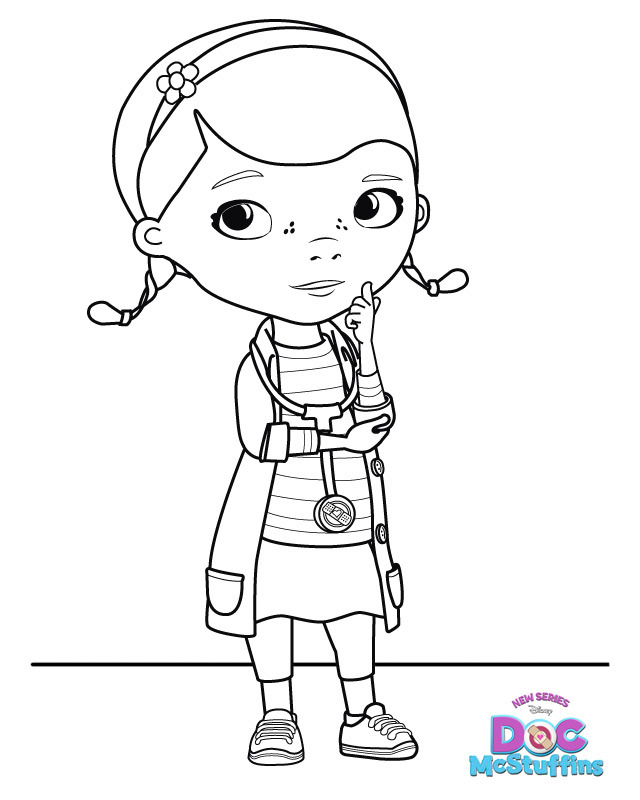 Doc McStuffins on Pinterest Big