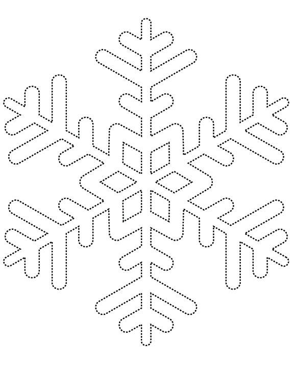 Line Drawing Snowflake : Redirecting to http sheknows parenting slideshow