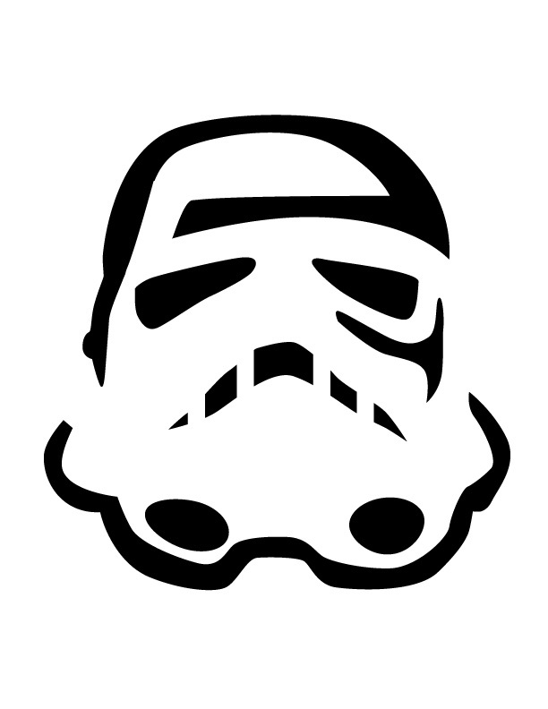 Current image in stormtrooper stencil printable