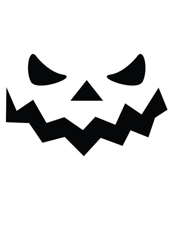 photograph relating to Printable Ghost Face known as 44 Spooky Cat Pumpkin Stencils Oneself#39;ll Take pleasure in Carving This