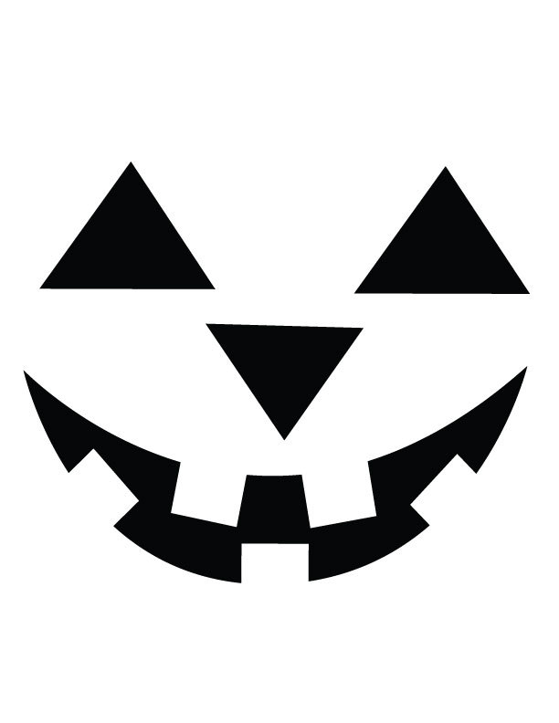 It is an image of Sly Pumpkin Faces Printable