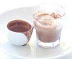 Rummy Chocolate Affogato