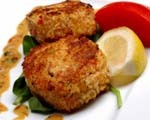Mini Crab Cakes 