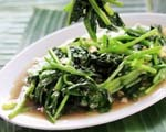 Sauteed Leafy Greens