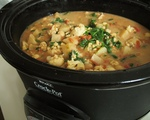 Curry Turkey Apple Stew