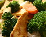 20 Minute Chicken and Vegetable Sauté