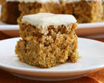 Sweet Carrot Cake