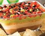 Seven Layer Dip