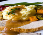 Low-Fat Turkey Gravy
