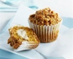 Alana's Carrot Muffin and Cream Cheese Filling