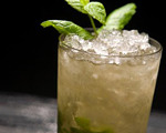Albariño Mint Julep Cocktail