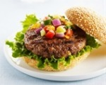 Alen's Spicy Sausage Burgers