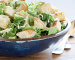 """All Hail"" Caesar Salad"
