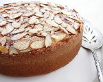 Almond Flip-top Cake